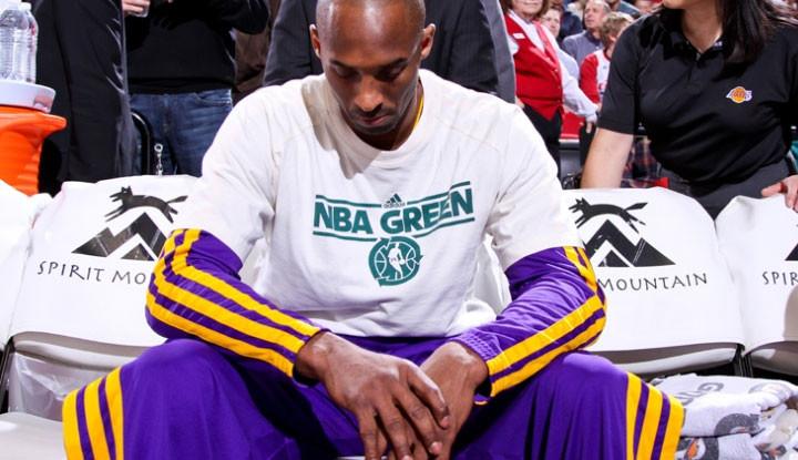 Photo: Lakers at Blazers (http://on.nba.com/1841zjV)