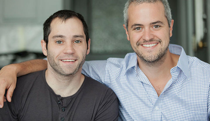 CustomMade Founders: Seth Rosen, Mike Salguero