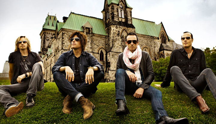 Stone Temple Pilots; Source: Courtesy Photo