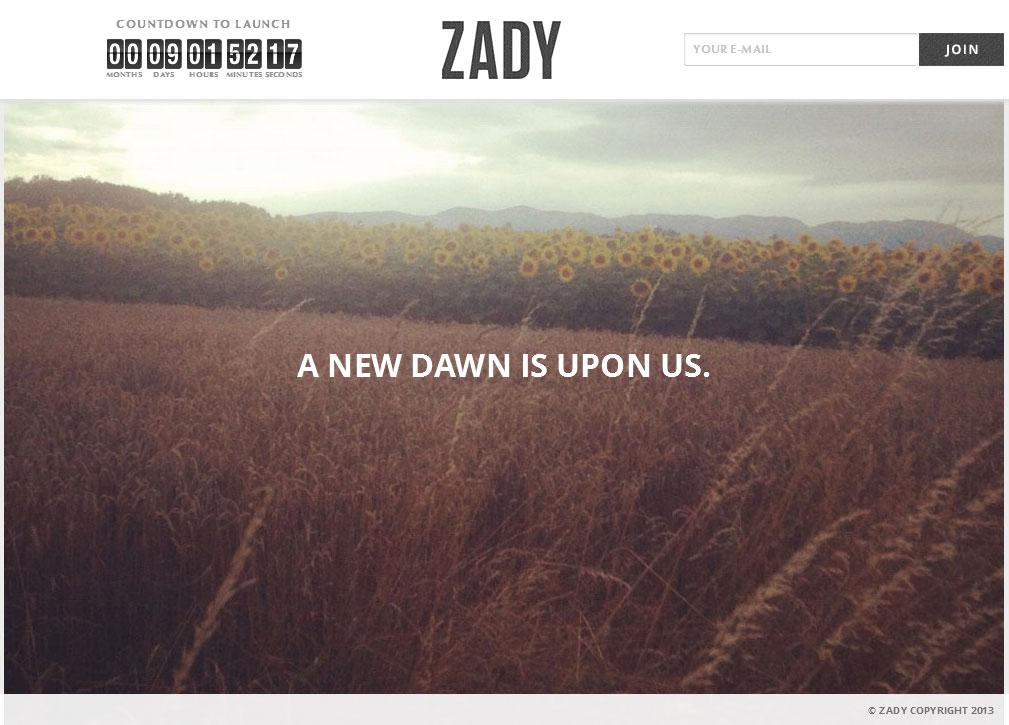 Zady.com; Source: Courtesy Photo