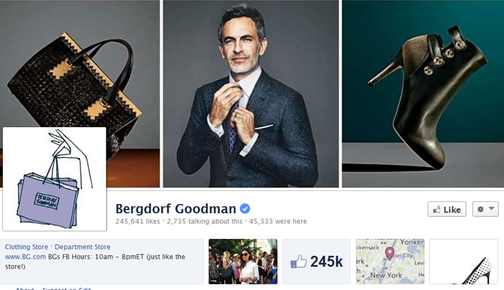 Bergdorf-Facebook