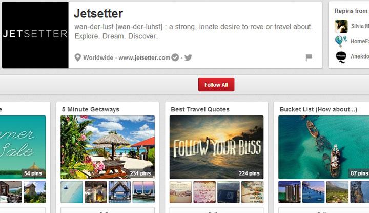 Jetsetter-Pinterest