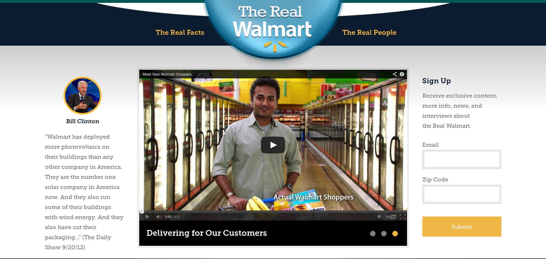 Learn About The Real Walmart