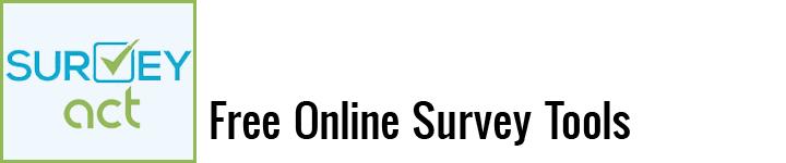 SurveyAct-Free-Online-Survey-Tools